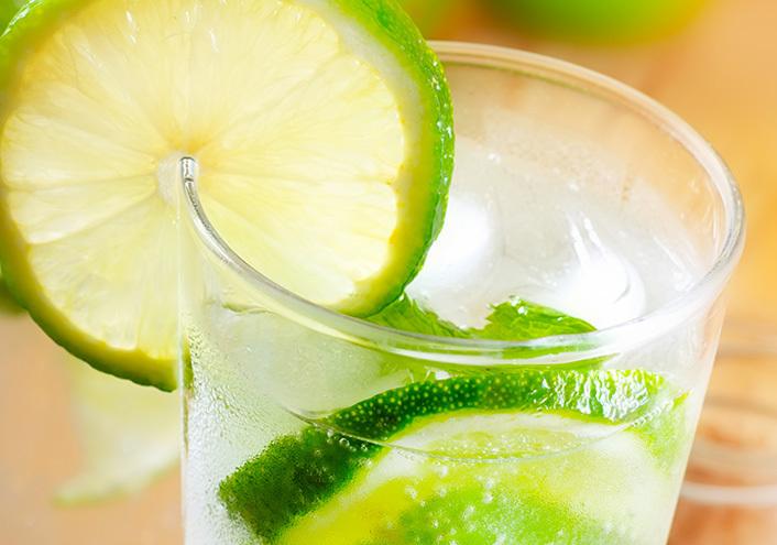 SOFT & ALCOHOLIC DRINKS